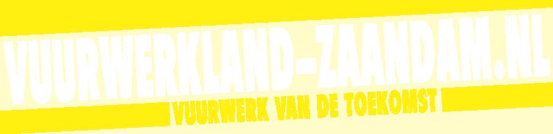 Vuurwerkland-Zaandam