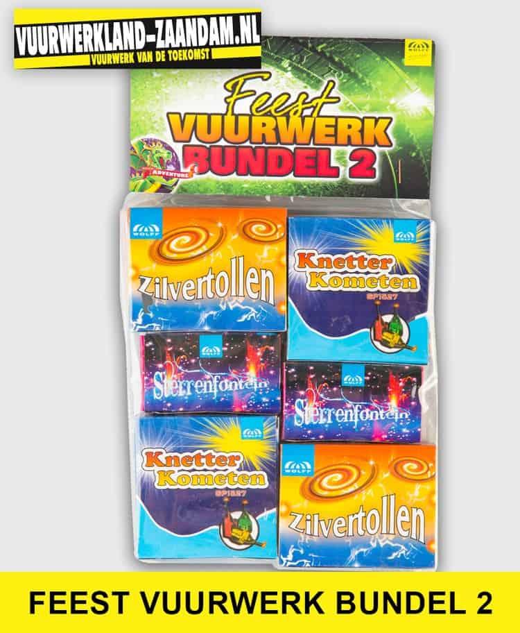 Feest Vuurwerk Bundel 2