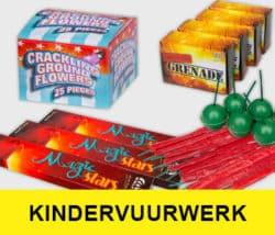 Kindervuurwerk & Jeugdvuurwerk